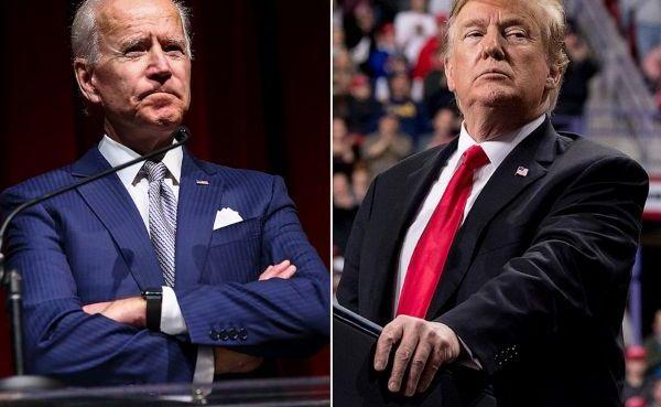Байден пообещал побить Трампа «как барабан» на выборах 2020 года ...