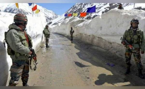 Взгляд изкосмоса: ситуация вГималаях остаётся «чрезвычайно нестабильной»