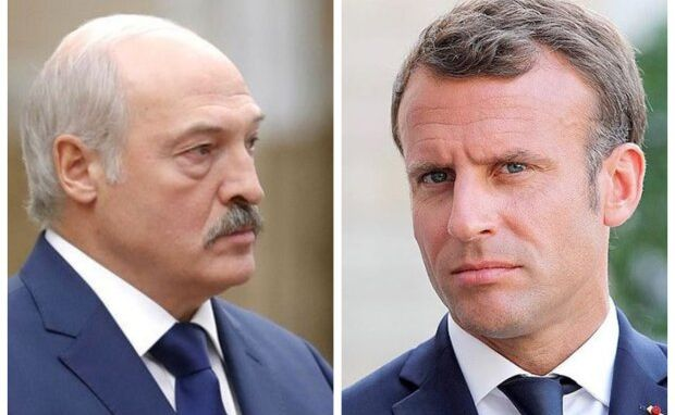 Макрон посоветовал Лукашенко оставить президентский пост добровольно