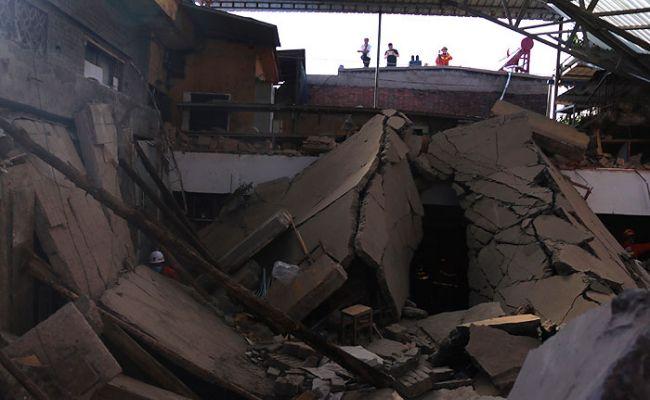 17 человек погибли при обрушении гостиницы вКитае