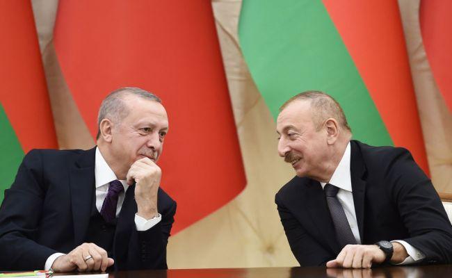 Турецкий бросок: как Эрдоган спровоцировал Алиева на войну в Карабахе — СМИ — Новости политики, Новости России — EADaily