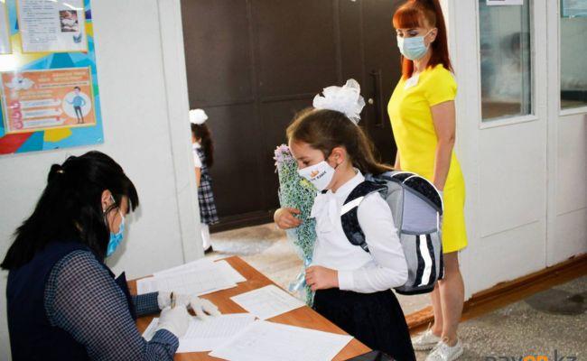 ВКазахстане нет ниодного случая Covid-19 среди учеников дежурных классов