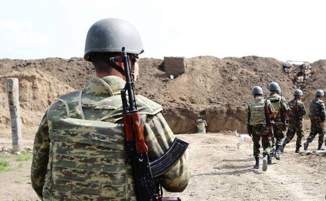ВСАзербайджана «переходят вконтрнаступление» вКарабахе— Баку