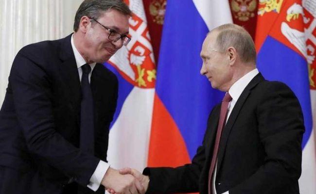 Кто точит ножи против Сербии иРоссии?