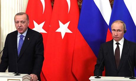 Игры Турции сС-400 инеоосманизм