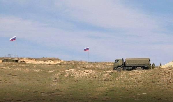 Россия прикрыла армянский Сюник двумя опорными пунктами 102-й базы