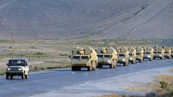 Азербайджан бросил в бой на карабахском фронте чешские «Даны»