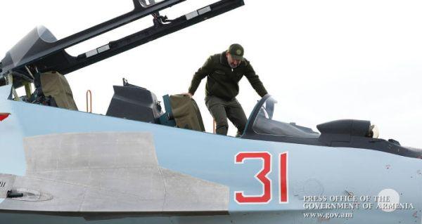 Пашинян: Армения крайне заинтересована воружейных поставках изРоссии
