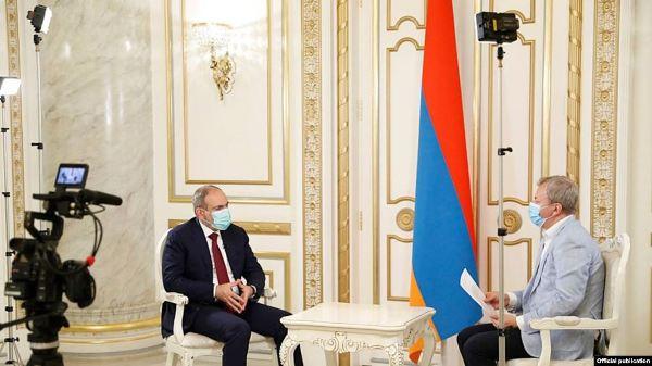 Союзник России — армянский народ!   Никол Пашинян