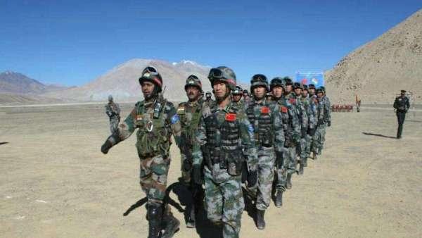 Индия иКитай концентрируют силы, договорившись вМоскве одеэскалации