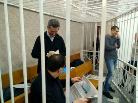 Пророссийских публицистов судят в Минске: 26.12.2017 день шестой