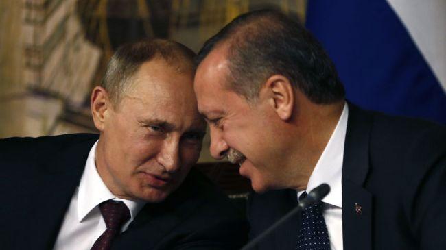 Песков: Авиаудары по Сирии не разделили Россию и Турцию