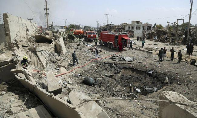 f92bb5e159319d865a67eab5e8980 IEP: Афганистан остается самой пострадавшей оттерроризма страной вмире