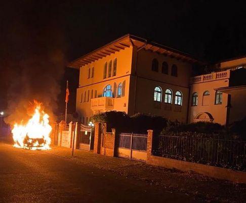 Теперь иБерлин: армяно-азербайджанский кризис принимает «глобальный» вид