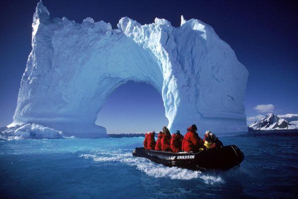 Климатологи: Скорость таяния ледников начала расти 300 лет назад