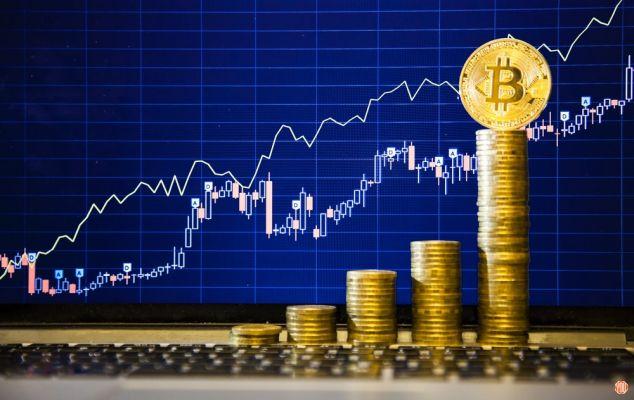 Курс биткоина за день подскочил на 21%