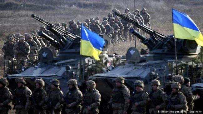 8eb754d7dc23da3142ddc682b0e4c ГлавкомВС Украины рассказал обоеготовности армии