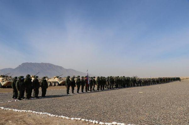 296eac4ac79820483768190519a44 Российско-таджикские учения прошли нафоне усиливающейся нестабильности
