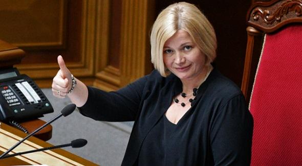 Жінки мають складати значний відсоток у миротворчій місії на Донбасі, - Ірина Геращенко на дискусії в рамках ПА НАТО - Цензор.НЕТ 9135