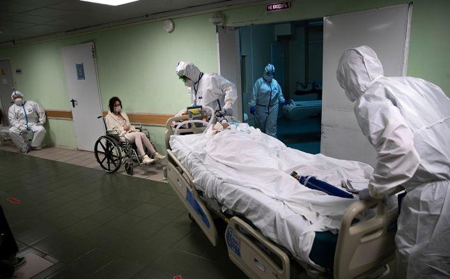 Более 834 тыс. инфицированных Covid-19 в России: за сутки прибавилось 5509