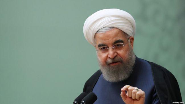 Роухани заявил об успехах иранской дипломатии на фоне отставки Зарифа