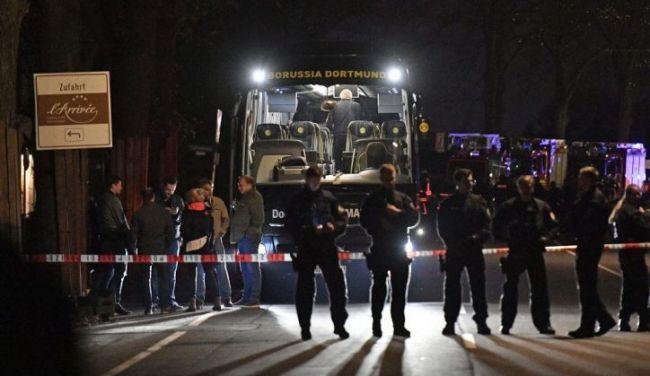 По делу о взрывах у автобуса «Боруссии» задержали гражданина РФ