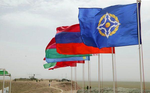 ОДКБ отработает научениях вАрмении локализацию приграничного конфликта