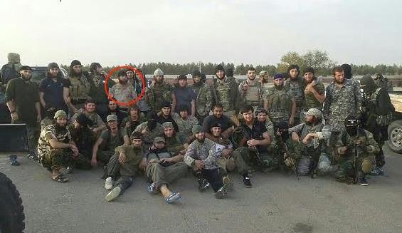 Новые подробности: Ахмед Чатаев бежал в Турцию из Сирии после провала битвы за Кобани