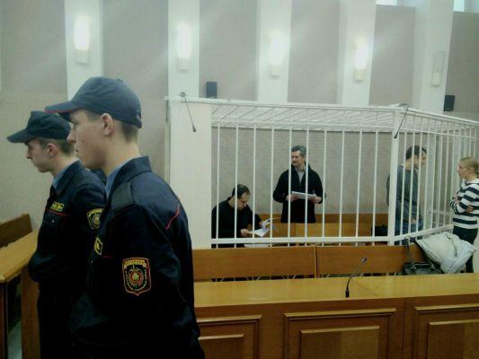 Пророссийских публицистов судят в Минске: 21.12.2017 день четвертый