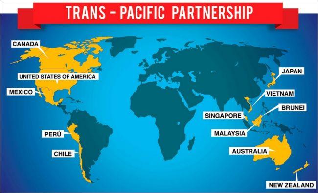 Вьетнам ратифицирует соглашение о Транс-Тихоокеанском партнерстве