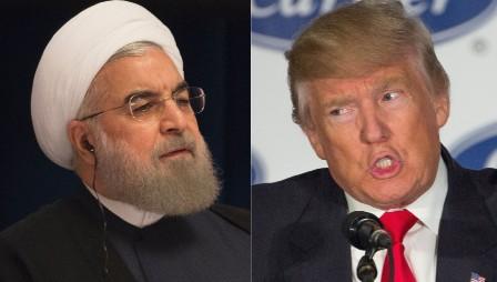 Иран — США: Трамп — «нехороший партнёр» Тегерана