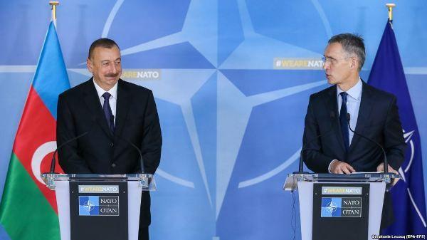 Азербайджан входит в НАТО