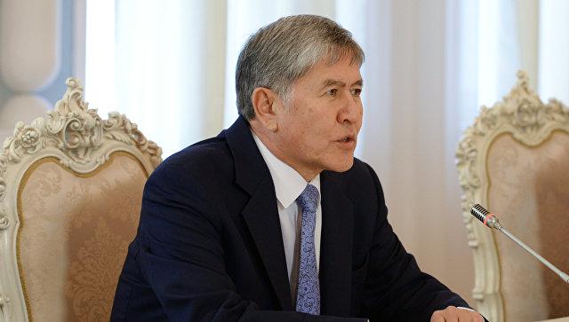 Президент Киргизии пригрозил кандидатам в президенты: Соблюдайте закон