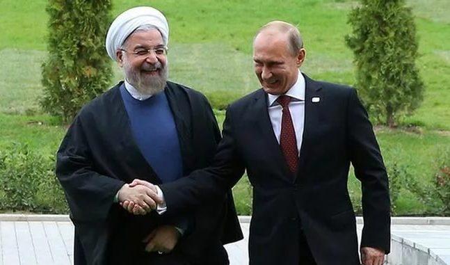 отношения россии с ираном