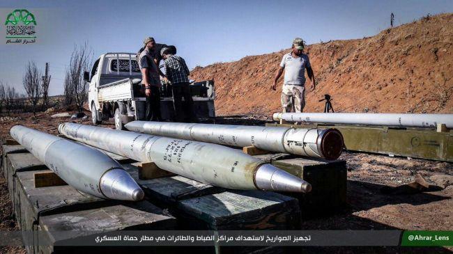 Война без конца: США везут боевикам Сирии новые «Грады» и мины из Болгарии