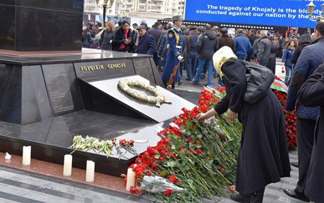 Грузия взяла самоотвод от кампании в честь 26-летия трагедии в Ходжалы