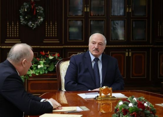 ed51958815a8f3177b5907d1d53a5 Лукашенко: Мынезаслужили, чтобы против нас вводили санкции