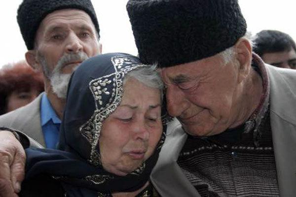 Крымские татары потребовали извинения у Украины за 20 лет унижений