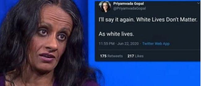 Профессор Кембриджского университета: «Жизни белых неимеют значения»: EADaily