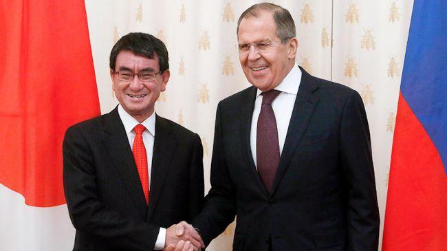 Переговоры глав МИД России иЯпонии омирном договоре пройдут 14января