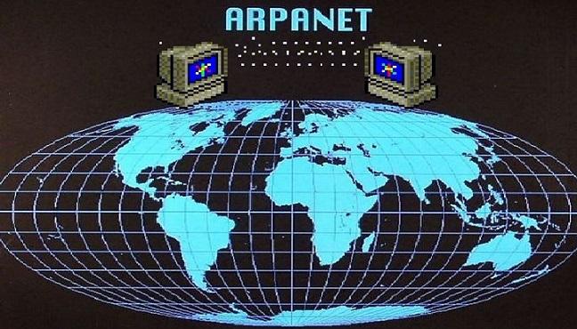 Історія Інтернету ARPANET
