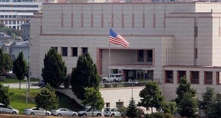 Посольство США в Анкаре приостановит работу из-за угрозы безопасности