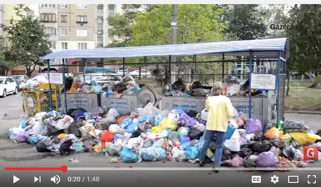 Картинки по запросу мусорная столица украины