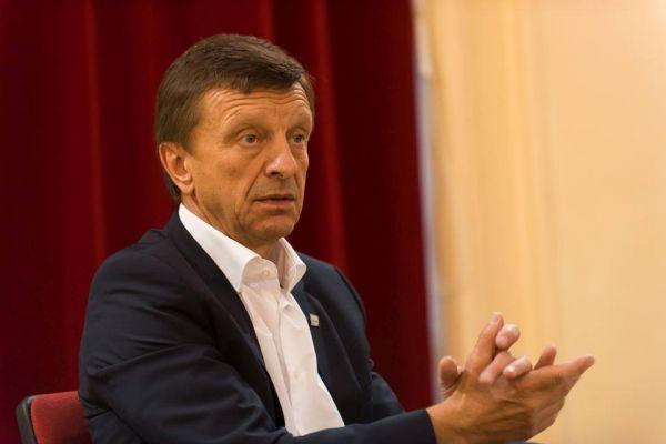 Ректор литовского вуза уволился из за плагиата в диссертации  Пятрас Баршаускас Фото с личной страницы в соцсети