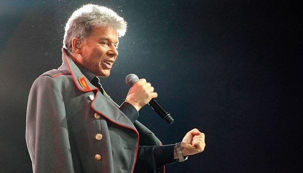 Нацгвардия Украины расследует инцидент с песней Газманова в Харькове
