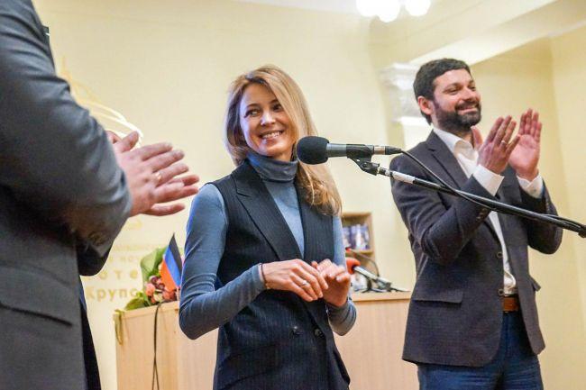Наталья Поклонская: Я убеждена, что Донбасская весна наступит