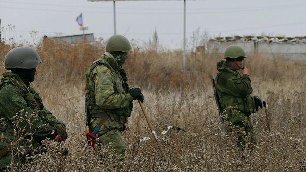 Украинские силовики вторые сутки «молчат» после