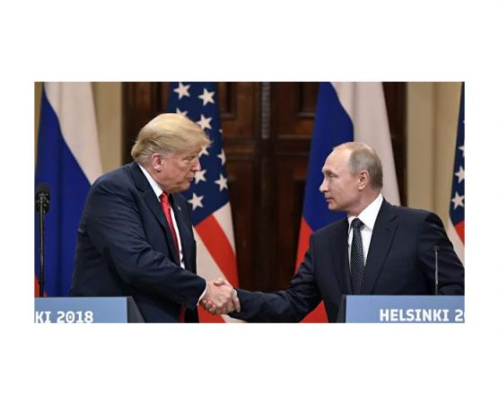 Путин поблагодарит Трама за информацию, которая помогла предотвратить теракты в России на Новый Год