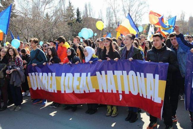 Молдавские унионисты ждут пока все поймут, что спасение в объединении