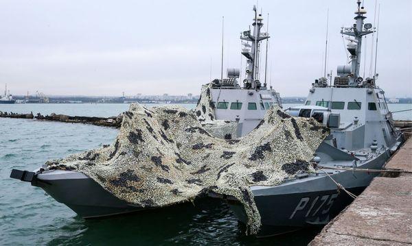 Россия вернет Украине задержанные в Керченском проливе корабли